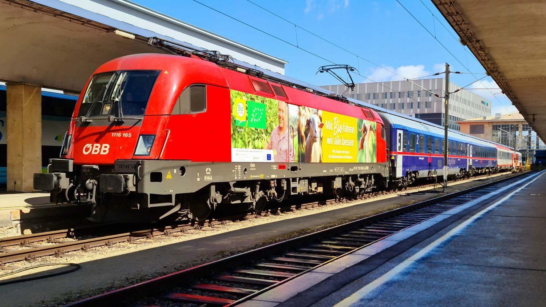 18+ Die Eisenbahnen in Österreich 8 Bilder