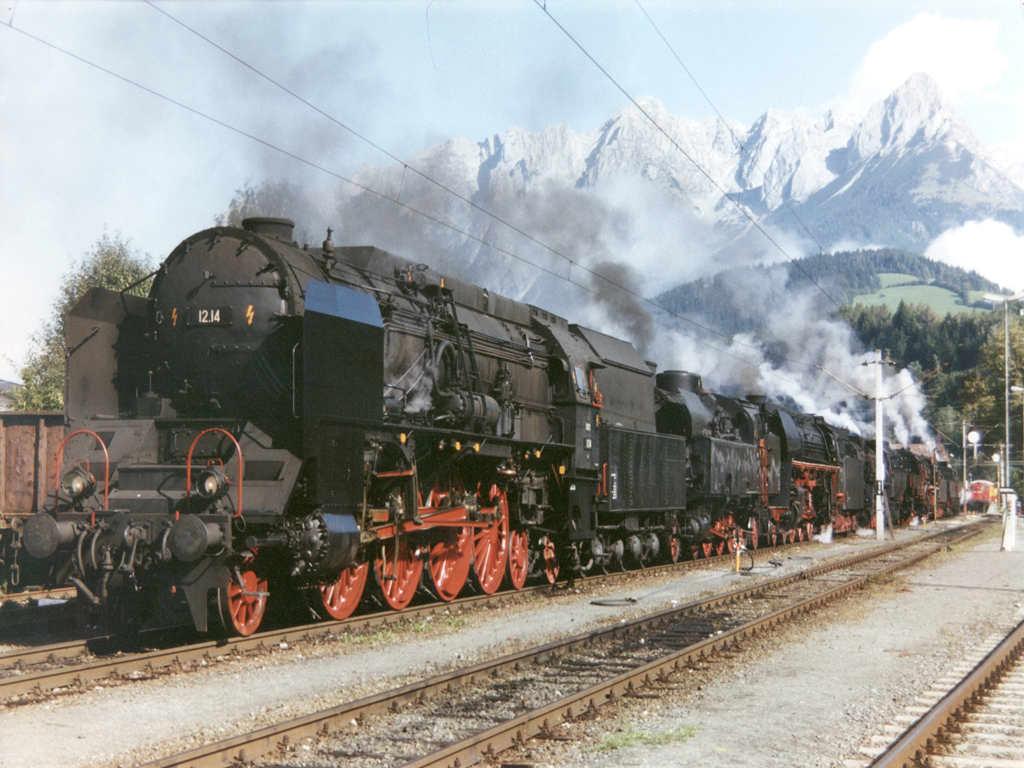 Die Eisenbahnen in Österreich Arbeitskreis Dampflok