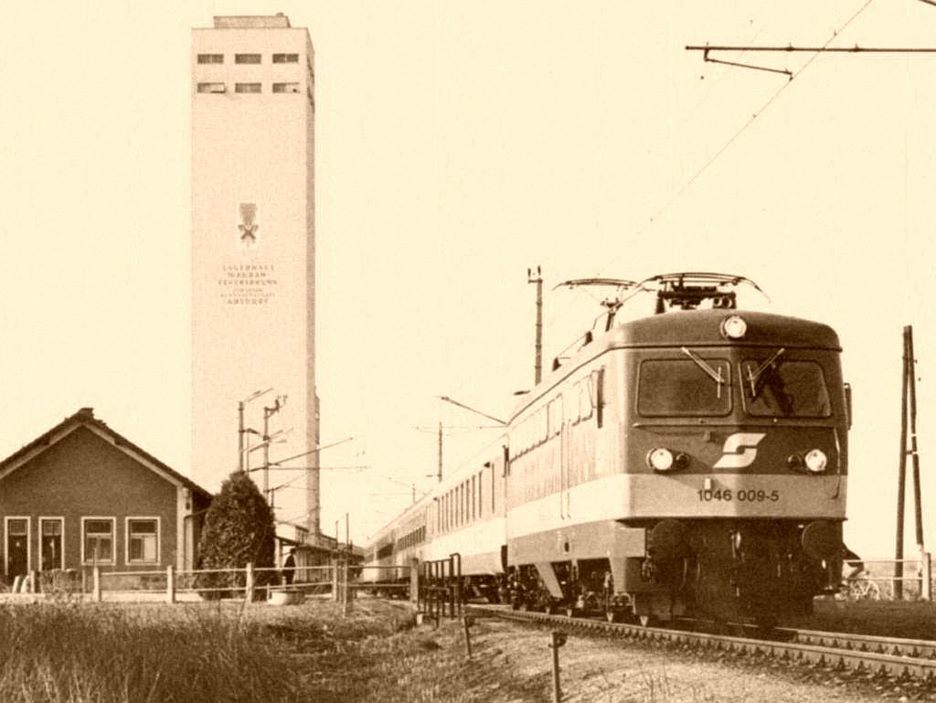 Die Eisenbahnen in Österreich Die Geschichte