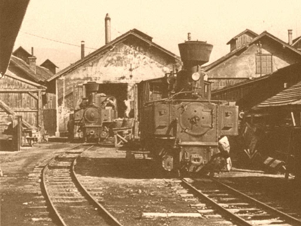 Die Eisenbahnen in Österreich Die Reihe U