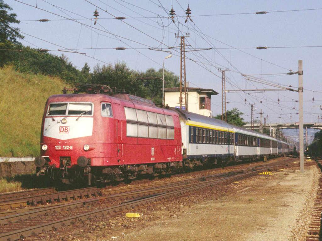Die Eisenbahnen in Österreich DB 8