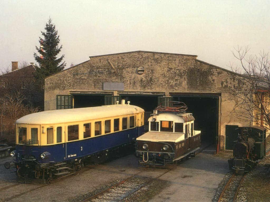 Die Eisenbahnen in Österreich Eisenbahnmuseum